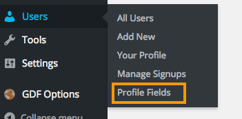 profile-fields