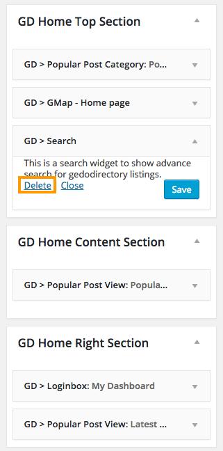 remove-home-widget