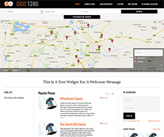 Genesis Geo 1280: choosing the right WordPress Themes and plugins for your WordPress site