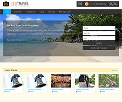Genesis Travel Child Theme