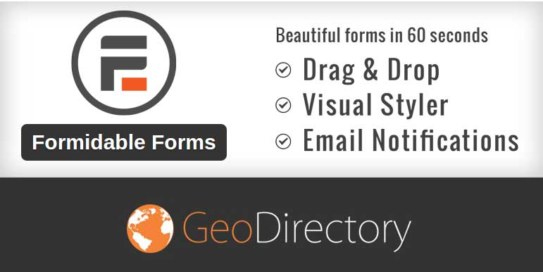 Formidable Forms in GeoDirectory Tabs - GeoDirectory