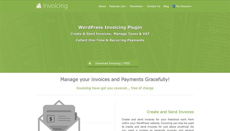 wp invoicing geodirectory