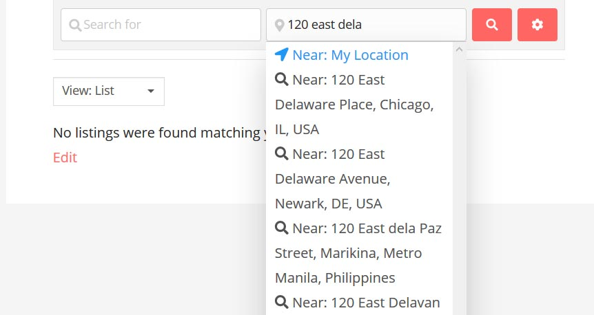 search autocompleter near with location street