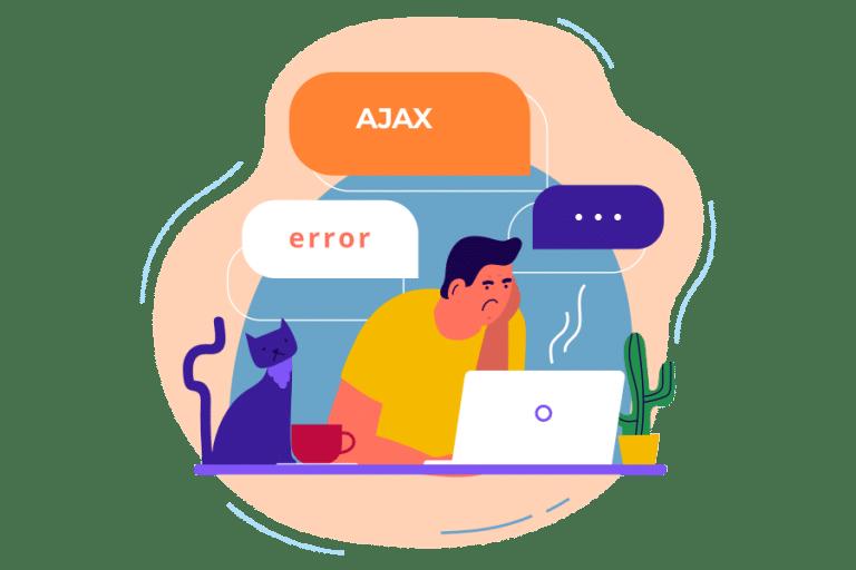 Ajax Duplicate Alert